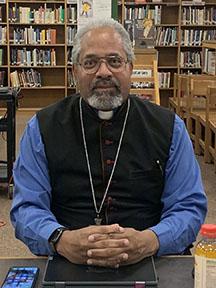 Rev. Kent A. McHeard