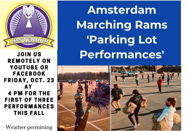 marching team logo