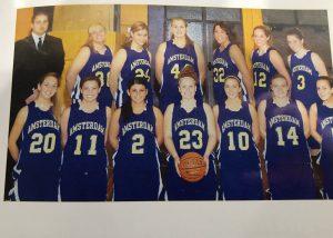 2007-08 Girls Basketball Team
