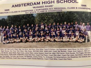 The 1995 Rugged Rams