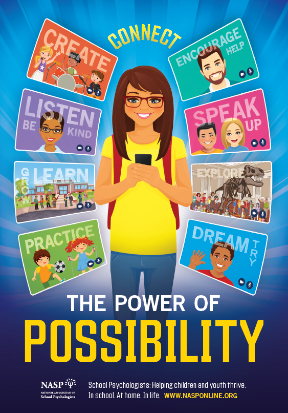 the power of possibility poster