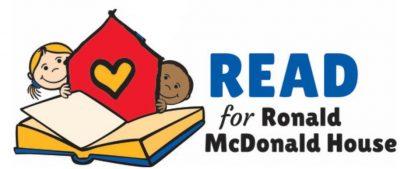 read for ronald mcdonald house logo