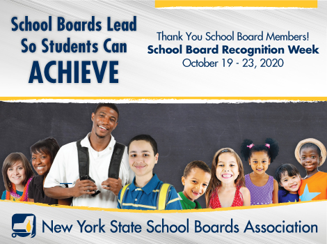 school board appreciation week logo